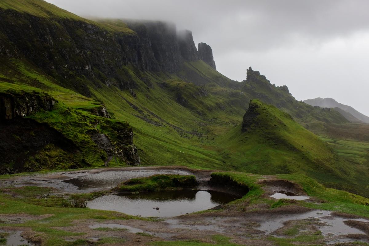 Escocia mágica 2/2: De Skye a Inverness. El circulo de las Hadas y la isla secreta de Maria Estuardo